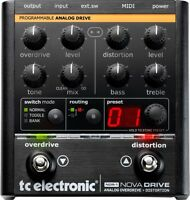TC electronics Nova drive distortion / overdrive pedal