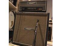 Hiwatt DR-103 vintage 1973 (100% original)