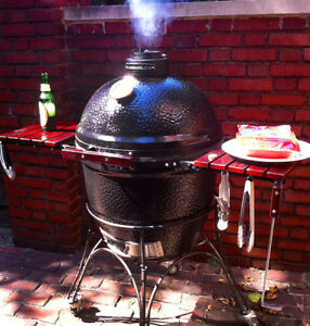 Looking  for a Kamado or Big Green Egg
