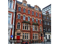 BLOOMSBURY Office Space to Let, WC1 - Flexible Terms | 2 -88 people