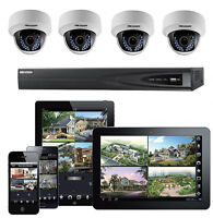 SECURITY CAMERAS & INSTALLATION