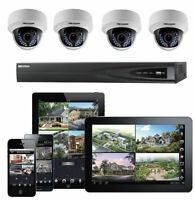 Security Cameras Installation For Home and Business