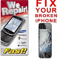 PROFESSIONAL IPHONE 5 4S 4 5c 5S / Samsung / LG Broken Glass LCD