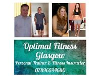 Personal Trainer based in Lenzie with own studio, Free 30 min session.