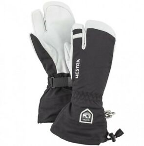 NEW Hestra Army Leather Heli 3-Finger Glove - Men's