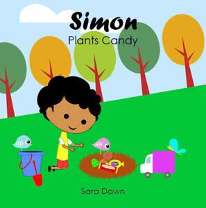 Personalize - Simon Plants Candy