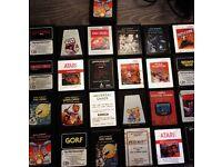 Original Atari games