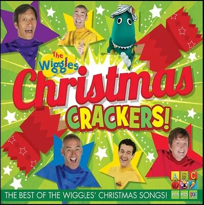 WIGGLES - BEST OF THE CHRISTMAS SONGS : CHRISTMAS CRACKERS CD ~ AUSSIE (Best Christmas Crackers)