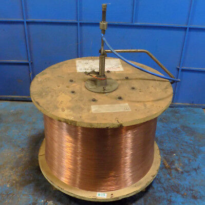 Lincoln Electric .040 1.0mm Super Arc Welding Wire L-50 Partial Spool 13