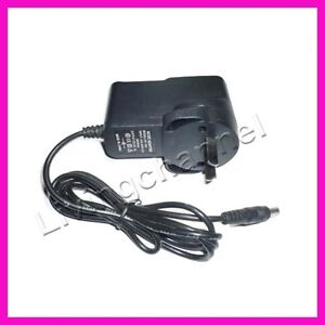 AC to DC AU 6V 1A 1000mA Switching Power Supply Adapter 100-240V 5.5x2.1mm plug