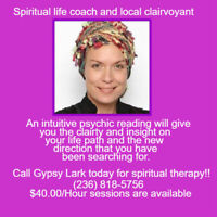 Psychic readings with Marleen