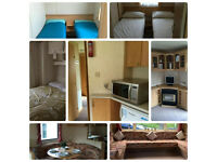 *Caravan 3 bedrooms for short/long term to rent in Coghurst Park Holiday Hastings