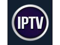 IPTV BOX + SUBSCRIPTION 7000+ CHANNELS / VOD / WORLDWIDE / FAST SERVER