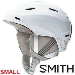 NEW SMITH HELMET WOMEN'S SM ARRIVAL - WHITE DOTS - SKIING SNOWBOARDING WINTER SPORTS 100152605