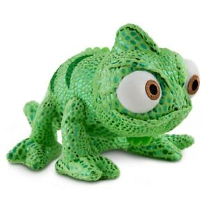 NEW Disney Store Tangled Rapunzel Pascal Chameleon Plush Toy NWT