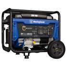 Portable 4,100 - 5,000 Watts Max Output Generators