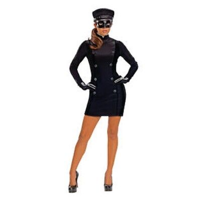 Womens Adult Sexy THE GREEN HORNET Miss Kato Costume