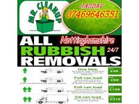 ALL RUBBISH REMOVALS