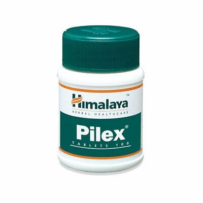 Himalaya Pilex Piles Herbal Hemorrhoids Fissures Pain Relief Treatment