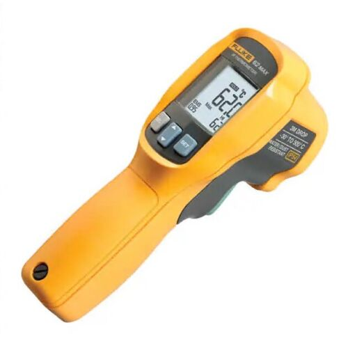 NEW - FLUKE 62 MAX - Single Laser Infrared Thermometer - FREE SHIPPING