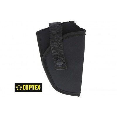 Coptex Gürtelholster für Revolver oder Pistolen, Klein - Mittel - Groß (Holster Revolver)