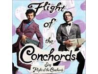 Flight of the Conchords Thanks O2, London, Thu 29 Mar 2018 x 2