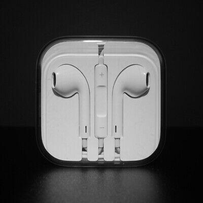 Genuine Apple 3.5mm Jack In-Ear EarPods Earphones Headphones For iPhone 5/5s 6s