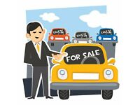 car salesman required for full time