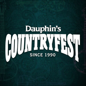 Country Fest Weekend Pass and Campsite