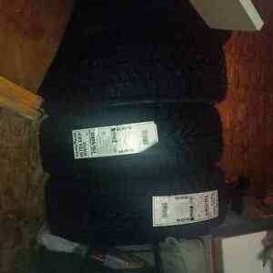 Never used Good Year Ultra Grip Winter Tires