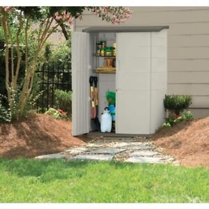 Storage shed, Rubbermaid