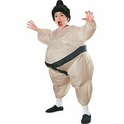 Boys Child Funny INFLATABLE SUMO Wrestler - Funny Boy Kostüme