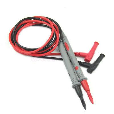 Digital Multimeter Universal Multi Meter Test Lead Probe Wire Pen Cable
