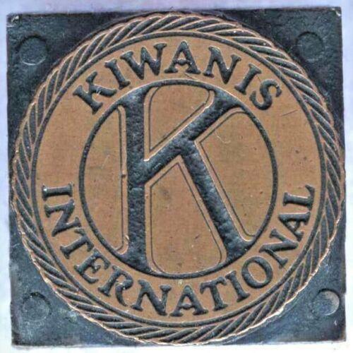 1960 kiwanis printer