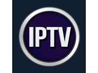 IPTV £25 for 12 Months no lag 3pm kick offs movies adults