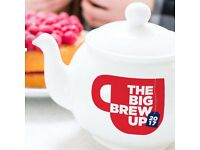 SSAFA BIG BREW UP/DACF OPEN DAY