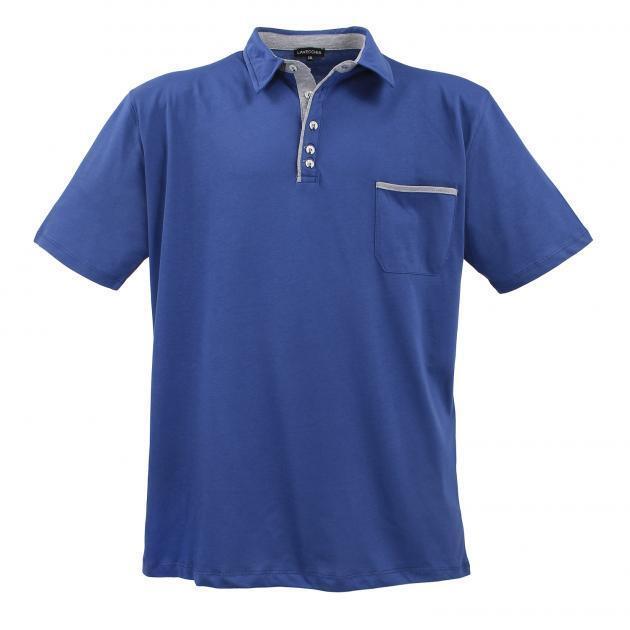 Herrenhemd Herren Kurzarmhemd Übergröße Lavecchia 3XL 7XL, Hka 14