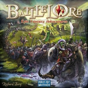 Battlelore (1st edition - 2006) RARE français/french