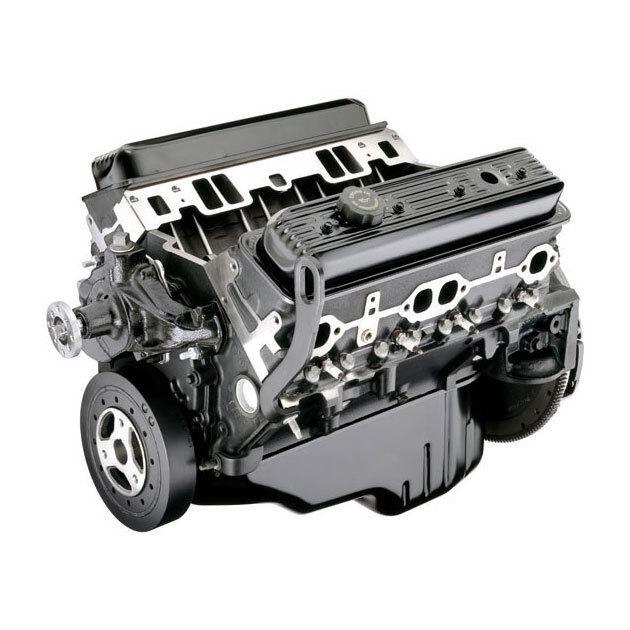 Mercruiser 5.0l Gm Marine Long Block Crate Motor Volvo Omc Crusader