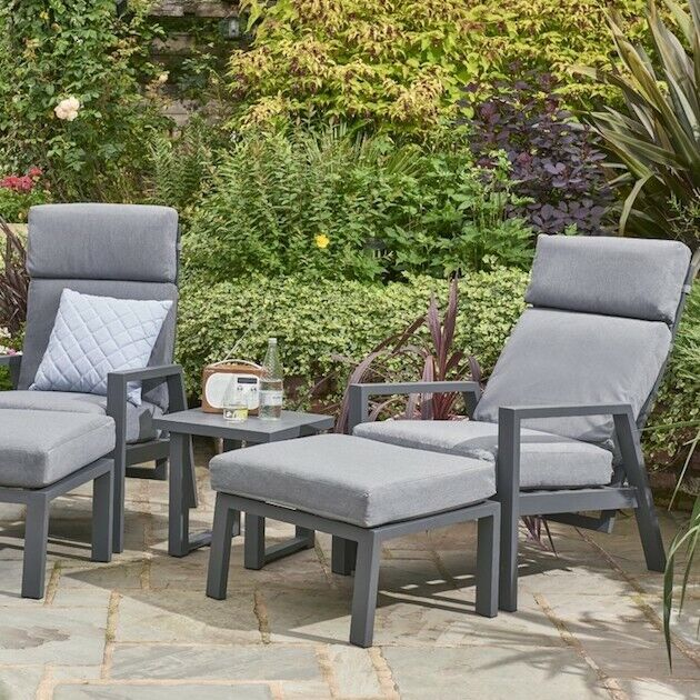 Garden Furniture - Titchwell Luxury Garden Furniture 6 Different Styles All Matching Free Delivery