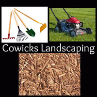 Cowicks Landscaping !!