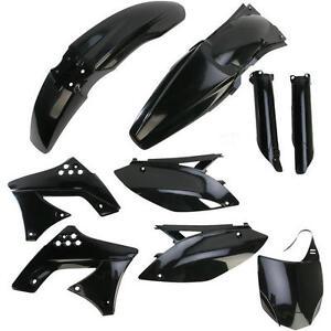 Acerbis full plastic kit- fits kx250f 2009 to 2012
