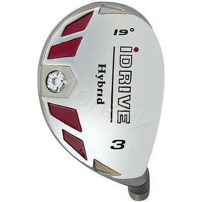 iDrive Hybrid Club Graphite Shafted (Choose RH #1 to LW)