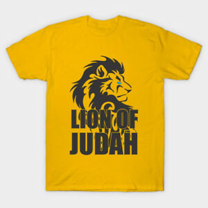 Lion of Judah - Beautiful Gospel T-Shirt