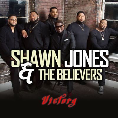 Shawn Jones   The Belivers   Victory    New Factory Sealed Cd