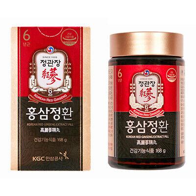 [Express] KGC CheongKwanJang Korean 6-Years Red Ginseng Extract Pills 168g