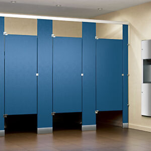 Toilet Partitions/Washroom Stalls/Accessories - IN STOCK