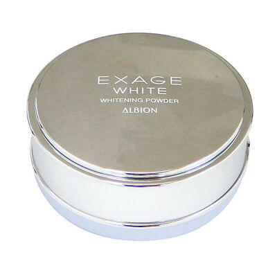 ALBION Exage White WHITENING POWDER 18g Shipping from Japan