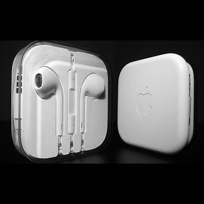 Original OEM Apple Earpods Earphones for iPhone 6S 6 5 5S  4S with Remote & Mic