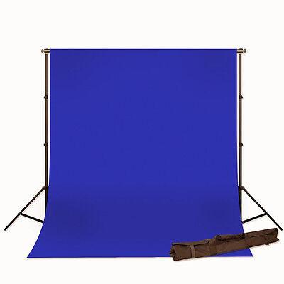 Chromakey Blue 10ft x 20ft Studio Photography Background Steve Kaeser